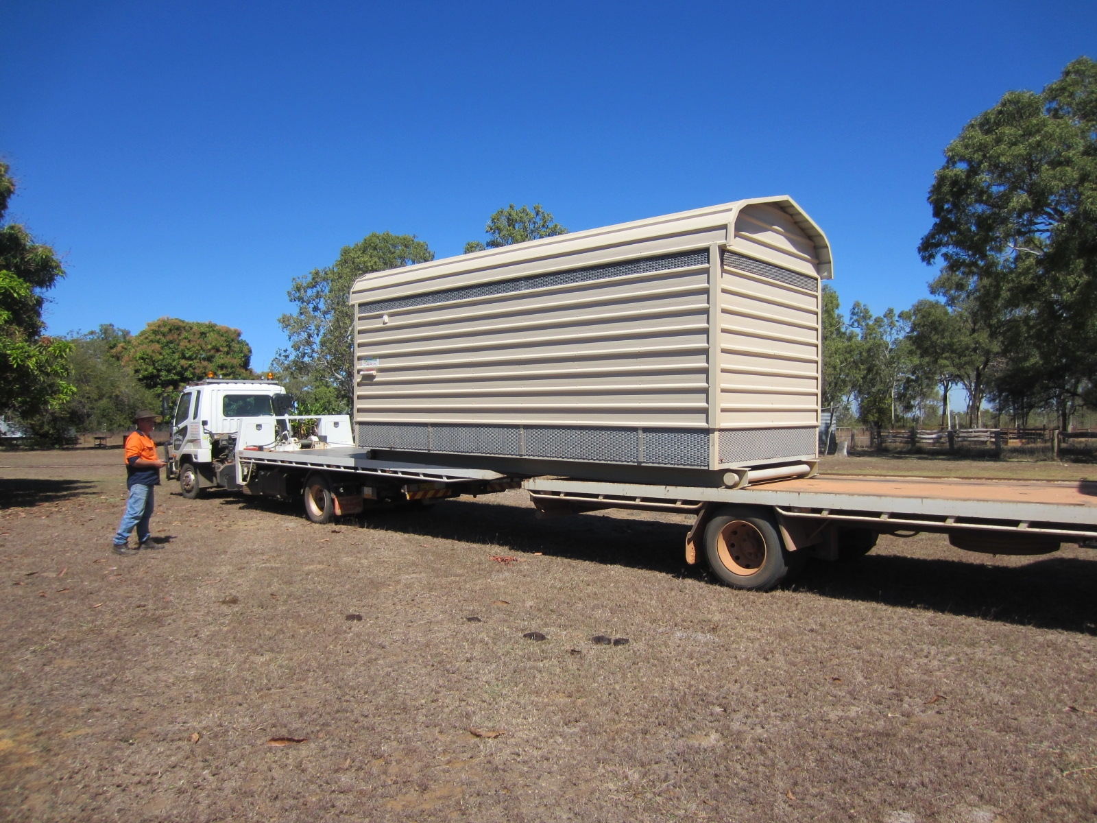 Specialised portable buildings (5)