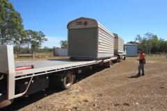 Specialised portable buildings (4)