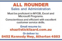 Sales-Staff-Adv-Cairns-Post
