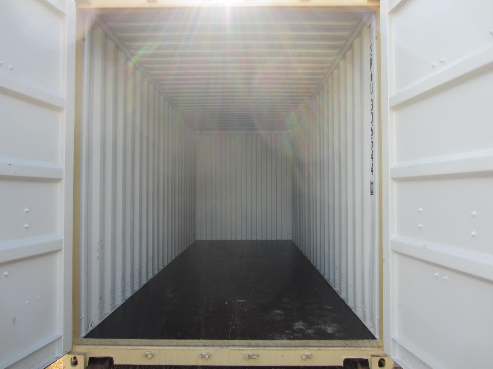 20' premium quality high cube container 4