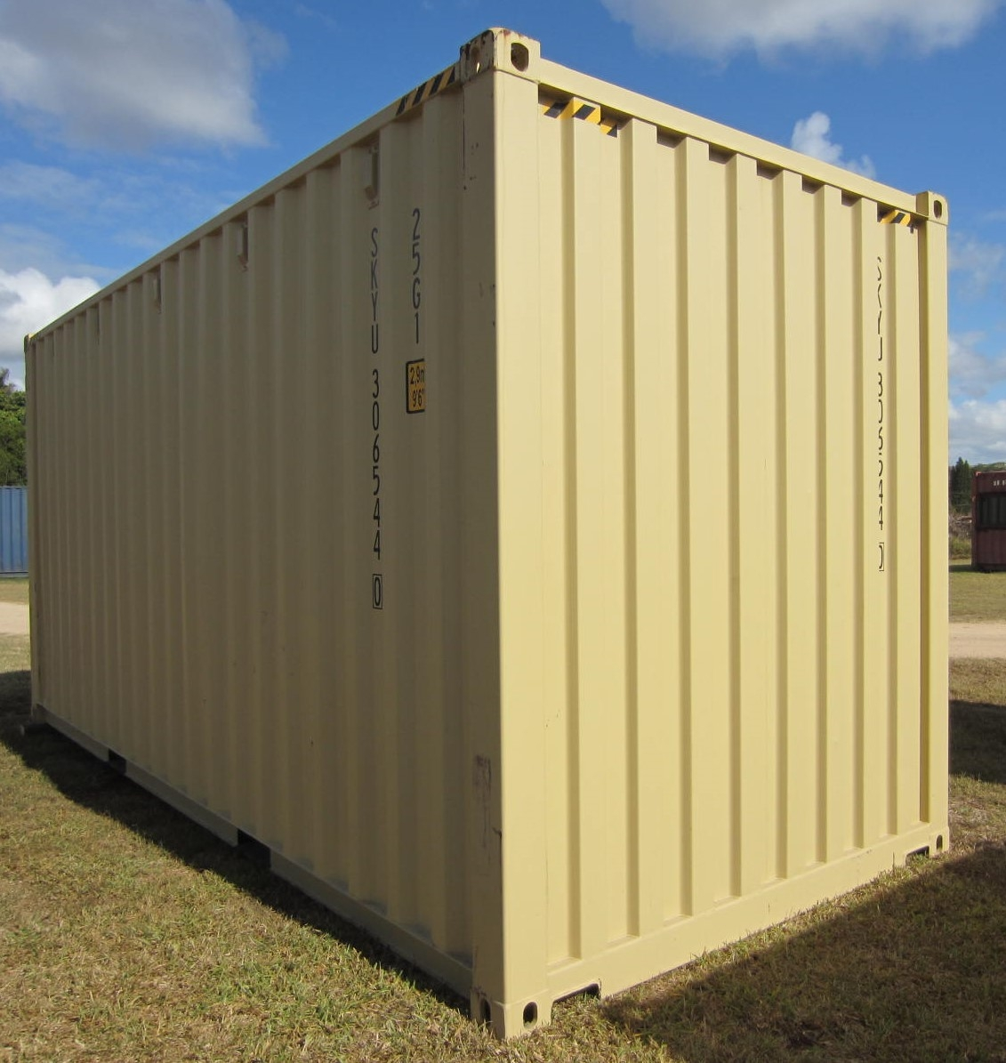 20' premium quality high cube container 3