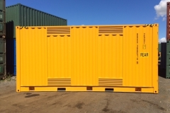 20' new dangerous goods side opening container 2