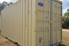 20' premium quality high cube container 1