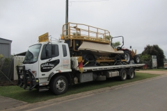 Oversize transport