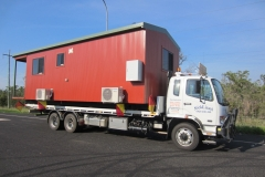 Transportables relocation