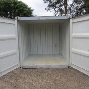 8′ Minicube Container
