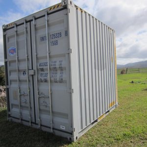 10' pallet wide high cube shipping containers