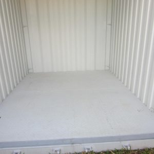 10' pallet wide high cube shipping containers (Steel floor)