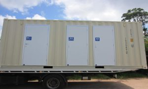 Read more about the article 3 Toilet / ablution block project