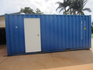 Ablution Block – Storeroom Modification